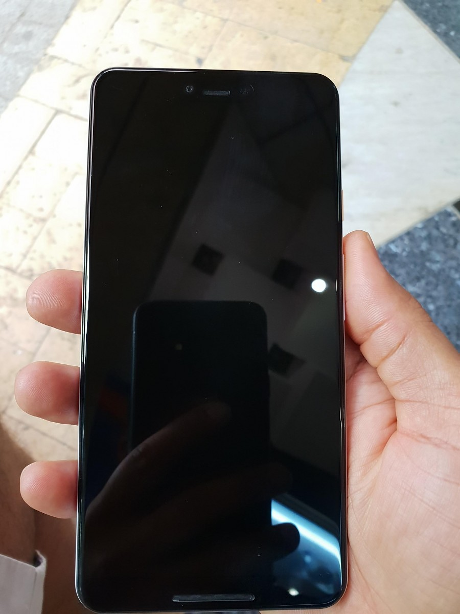 Google Pixel 3 XL Clearly White model leaks in new pictures