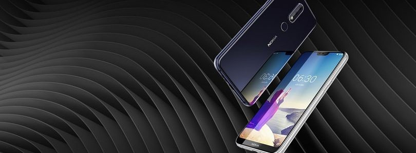 Nokia 6.1 Plus is the Android One version of the Nokia X6