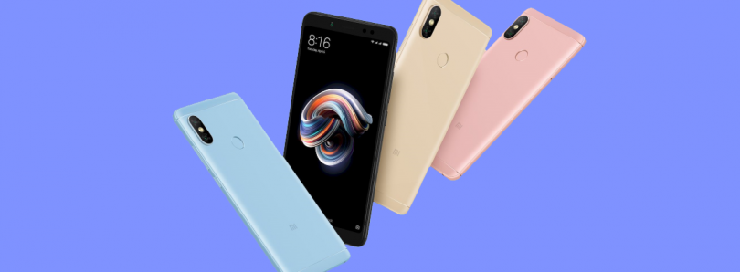 Galaxy A6s's Samsung Experience 9.5 ROM gets ported to the Xiaomi Redmi Note 5 Pro