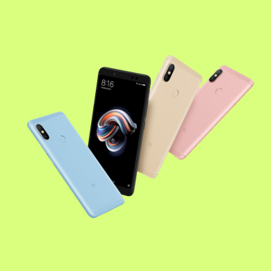 Xiaomi Redmi Note 5/5 Pro and Redmi Note 6 Pro get MIUI 12 based on Android 9 Pie