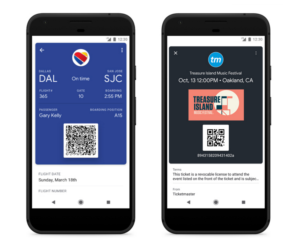 Google Pay adds boarding passes, money transfers, and a web app