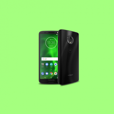 How to install TWRP and root with Magisk on the Moto G6