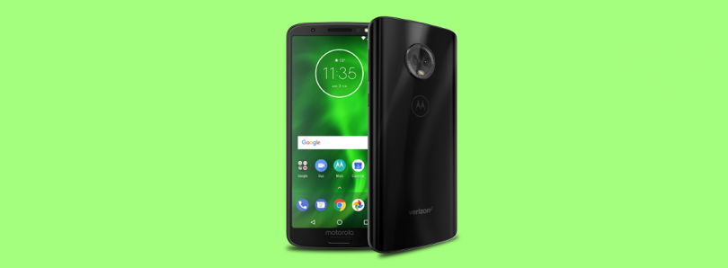 [Update: Moto G6 Play Too] Motorola Moto G6 is reportedly getting an Android Pie soak test