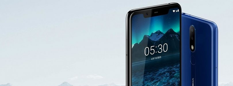 Nokia 5.1 Plus is now receiving Android Pie