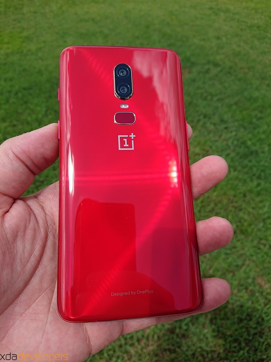 Update: Now Available] OnePlus 6 Red Hands-On [Video]
