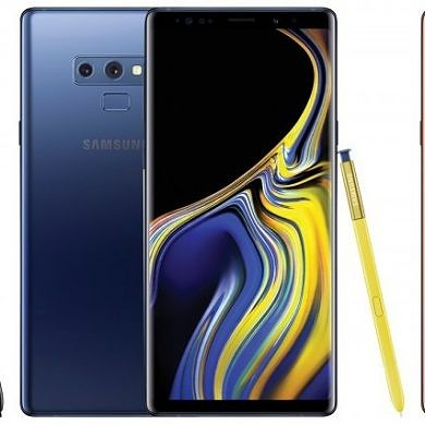 Samsung Galaxy Note 9 Clear View, LED View, Silicone, and Protective Standing cases leak