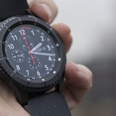 Samsung Galaxy Watch will run Tizen 4.0, launch alongside Galaxy Note 9