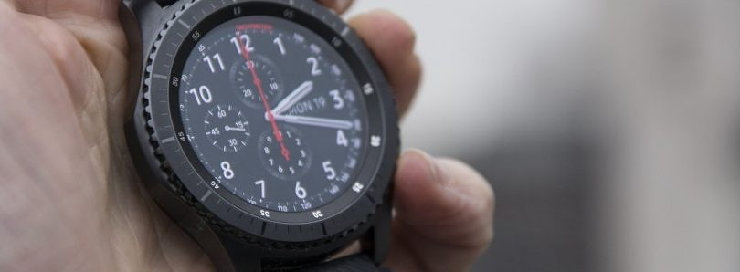 """Samsung Gear S4 may be called """"Galaxy Watch"""" and run Wear OS"""