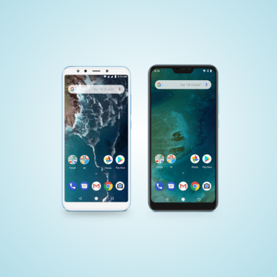 Xiaomi Mi A2 & Xiaomi Mi A2 Lite are the latest Android One phones from Xiaomi