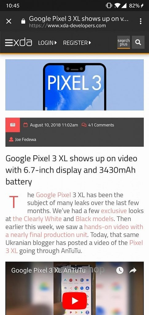 Google Chrome on Android's Incognito Chrome Custom Tabs