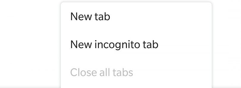 Google Chrome on Android may soon support Incognito Chrome Custom Tabs
