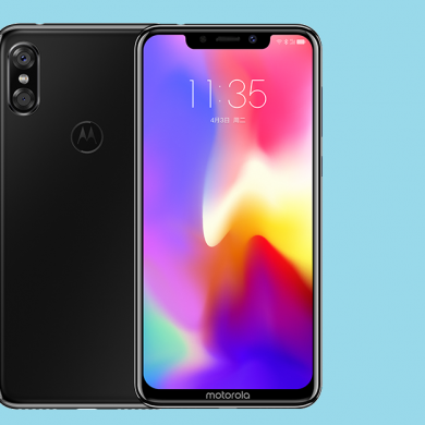 Motorola Moto P30 launches in China with a 6.2-inch notched display and the Snapdragon 636 SoC