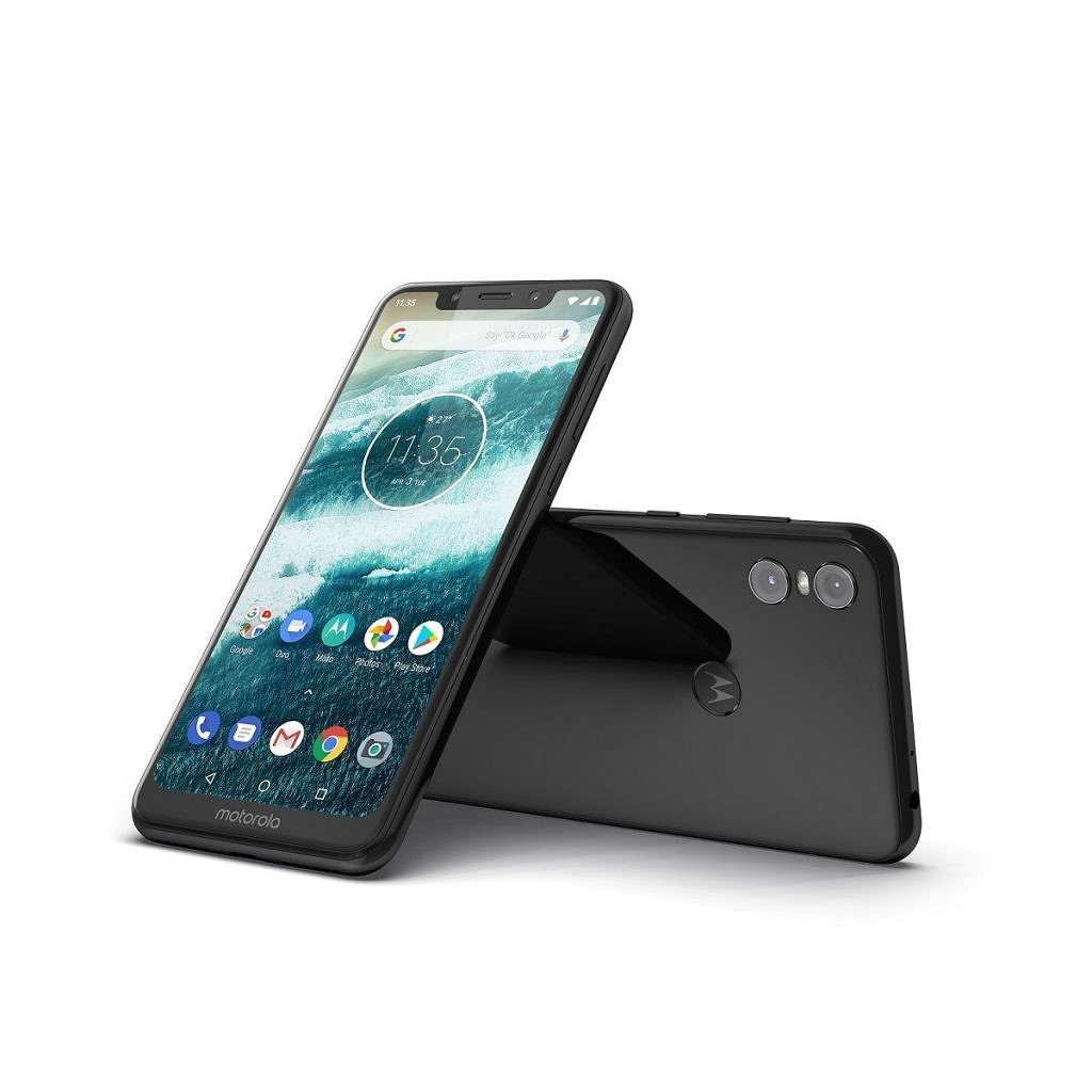 Motorola One Android One smartphone