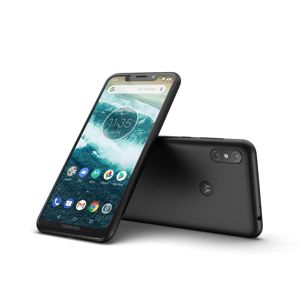 Motorola One Power Android One smartphone