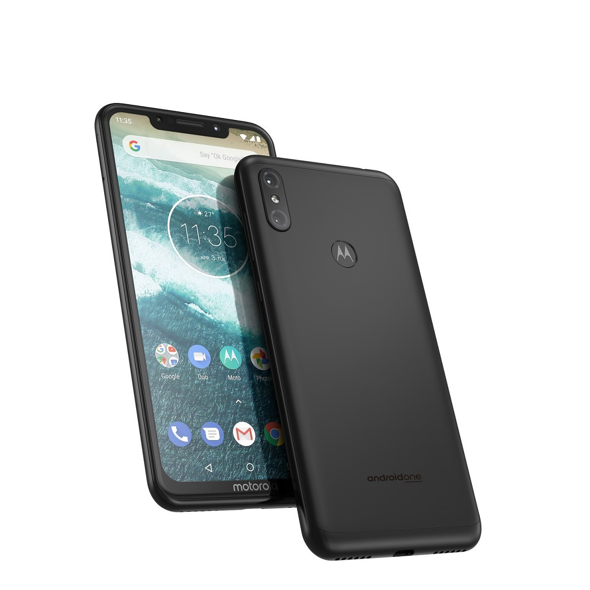 Motorola One Power Launches In India With   Inch Notched Display The Snapdragon  Soc