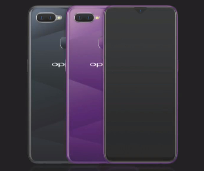 Oppo F9, F9 Pro are official in India with VOOC Flash Charge