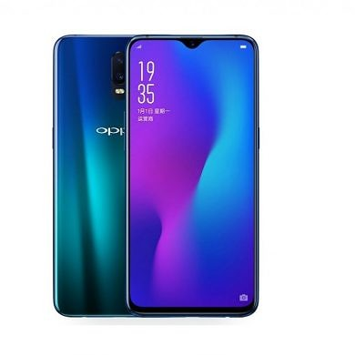 OPPO R17 specs reveal 6.4″ notched display and in-display fingerprint scanner