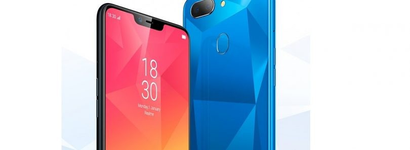 Realme 2 leaked on official website with notched display and dual rear cameras