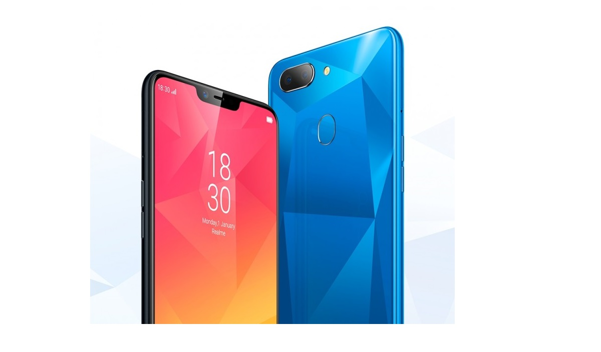07c7bc5720a Realme sales pass 1 million in India as Realme 2 Pro launch nears