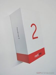 Realme 2 leaked retail box
