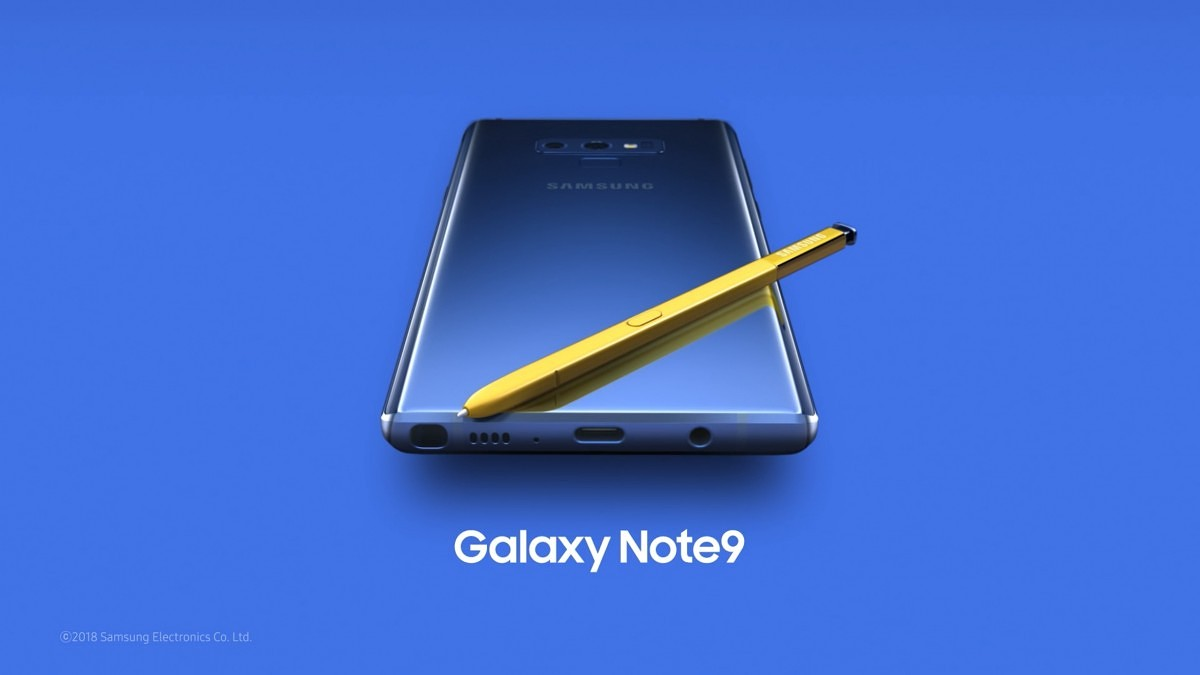 Samsung opens One UI 2 0 beta program for the Galaxy Note 9