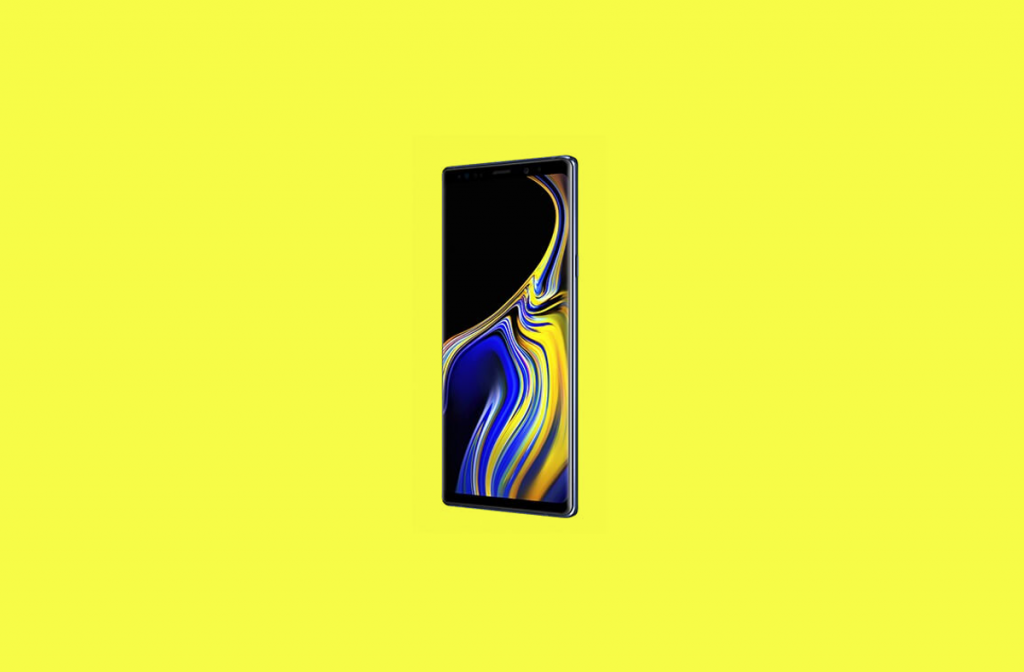 Samsung Galaxy Note 9 Wallpapers Now Available For Download