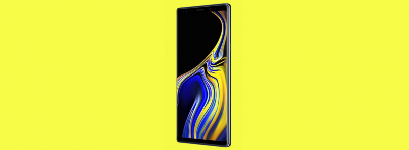 Samsung Galaxy Note 9 is starting to get the Galaxy S10's camera night mode