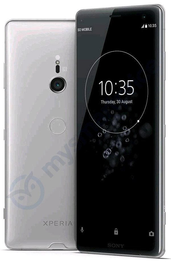 Image result for xperia xz3 renders