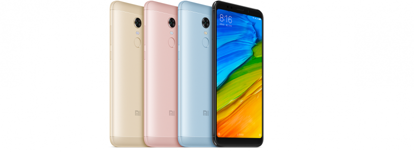Xiaomi Redmi Note 5/Redmi 5 Plus gets stable Android 8.1 Oreo update