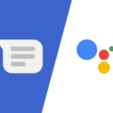 Android Messages tests integration with Google Assistant