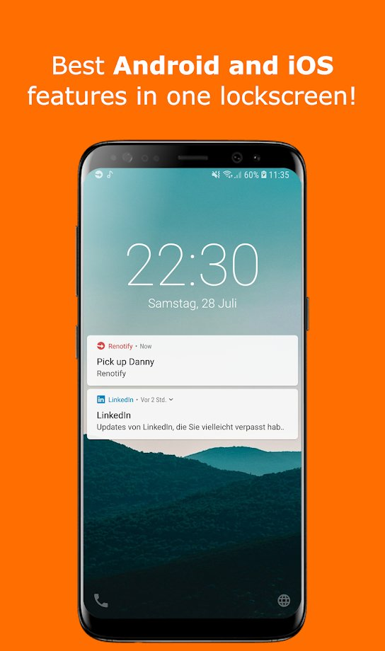 Ava Lockscreen is a lockscreen replacement for Android 8 0+ with