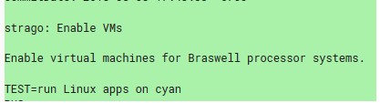 All Braswell Chromebooks are now supported