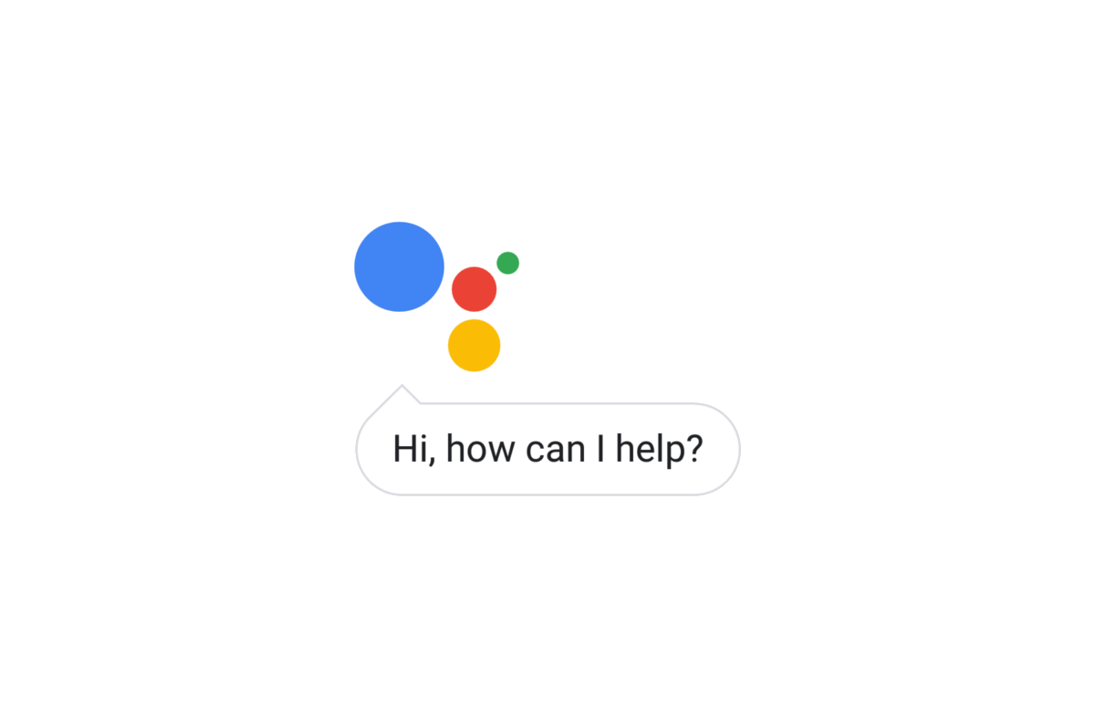 You can turn off speech output for Google Assistant on your