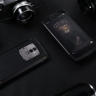Military Standard Rugged Phone, DOOGEE S55 Is on the Road