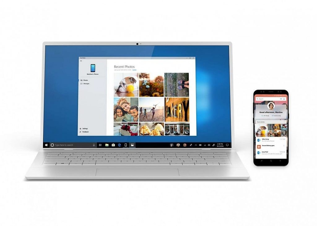 Microsoft's 'Your Phone' app enables notification syncing and screen mirroring