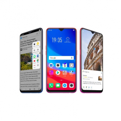 OPPO F9 and F9 Pro are getting the ColorOS 7 stable update with Android 10