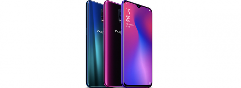OPPO R17 and R17 Pro launch in India for Rs. 34990 and Rs. 45990