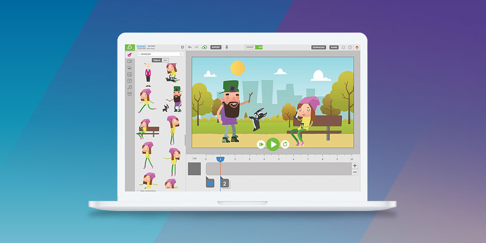 Create Mobile-Friendly Animations in Minutes with Animatron Studio Pro