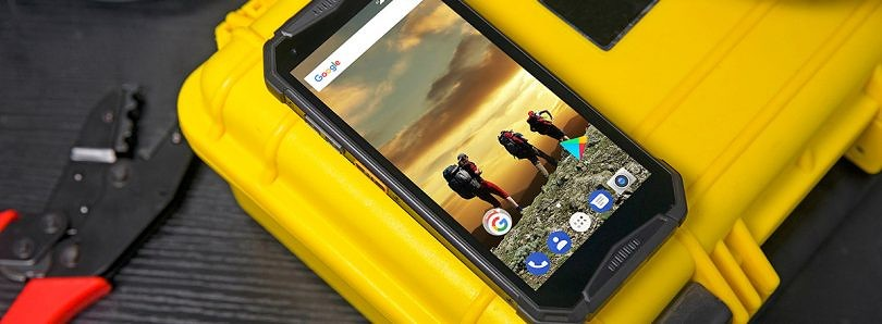 Win an UleFone Armor 3 with a 10300mAh Battery