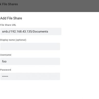 Chrome OS 70 brings native network file share support