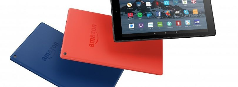 Unofficial LineageOS 14.1 brings Android 7.1 Nougat to the 7th gen Amazon Fire HD 10