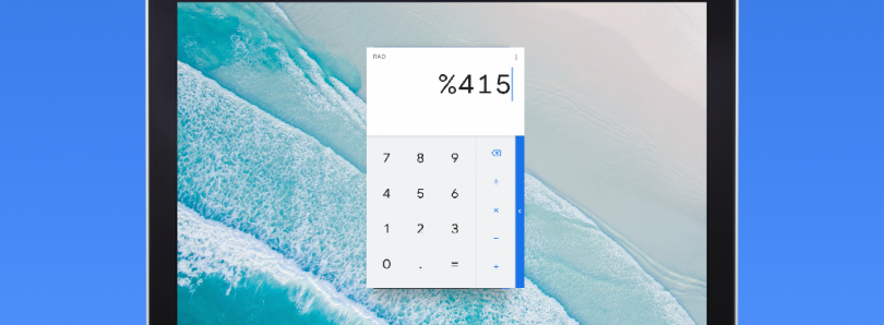 Google Calculator gets a Material Theme redesign in latest update