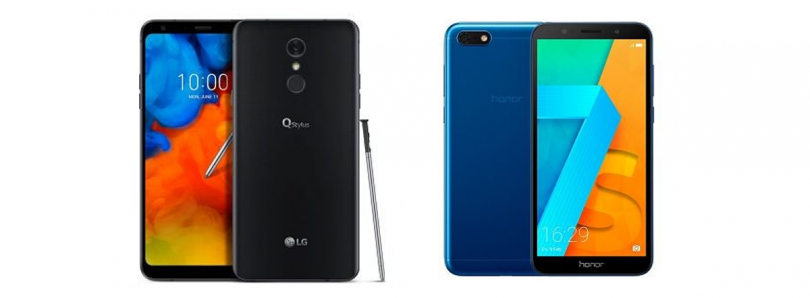 Honor 7S and LG Q Stylus+ launch in India: What you need to know