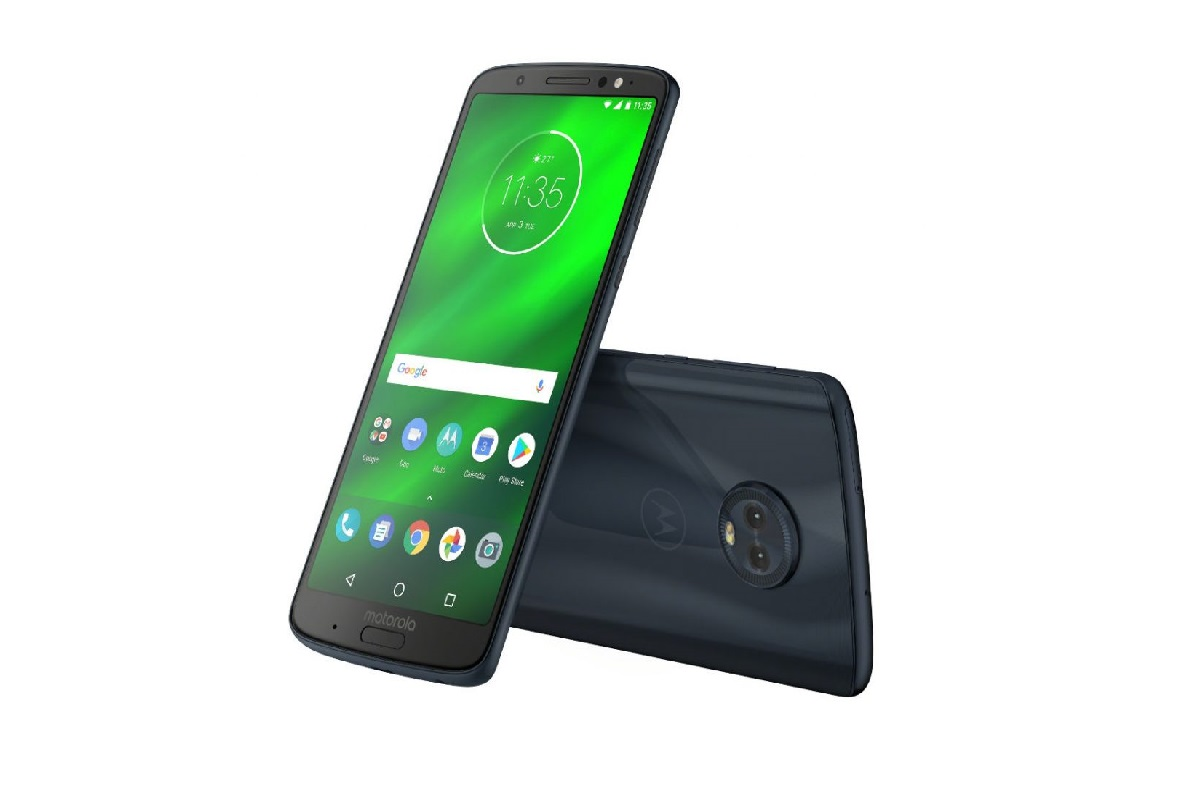 Moto G6 Plus' stable Android Pie update is rolling out now