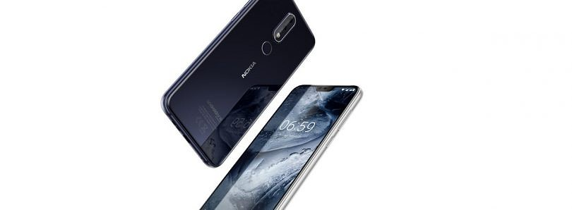 The Nokia 6.1 Plus losing its notch hiding feature was NOT because of the Android One program