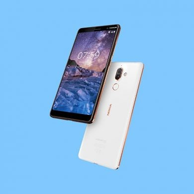 Nokia 7 Plus now receiving Android Pie update
