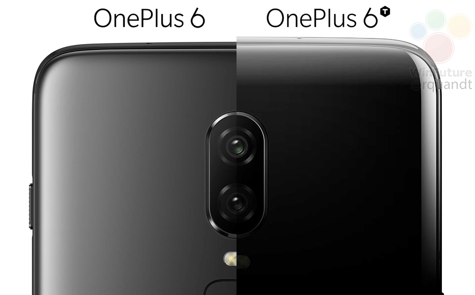 OnePlus 6T leaked images reveal dual-rear cameras to continue