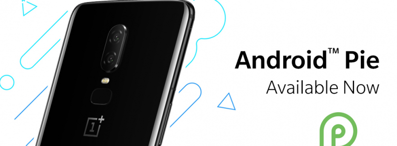 OxygenOS 9.0 based on Android Pie rolls out for the OnePlus 6
