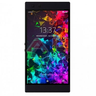 """Razer Phone 2 (""""aura"""") shows up in Play Console with 8GB RAM, Snapdragon 835, and Chroma app"""