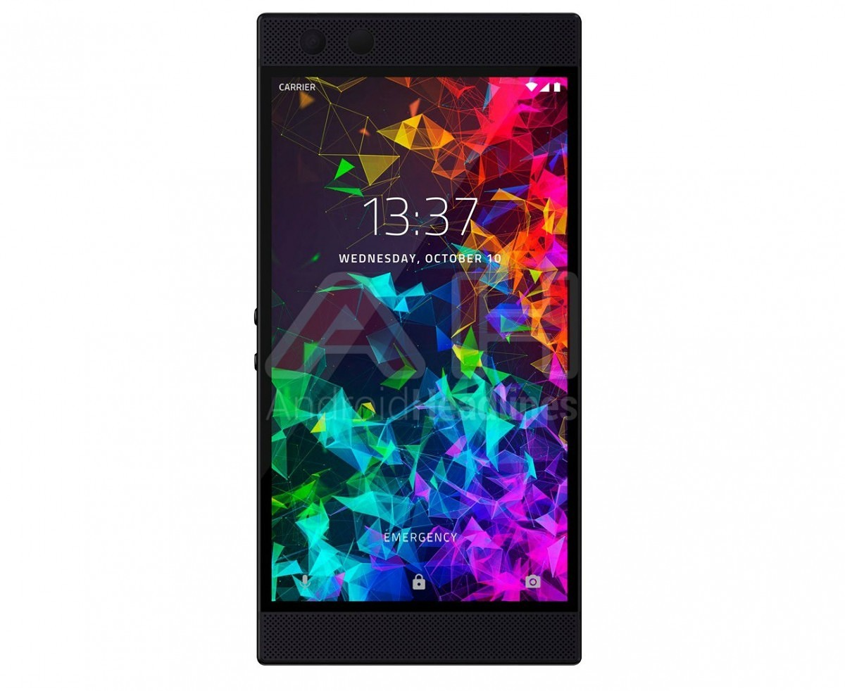 Why mess up a good thing in Razer Phone 2 leaks?